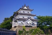 新潟県 新発田城 三階櫓