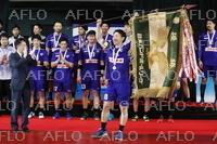 ハンドボール:日本リーグ プレーオフ 決勝