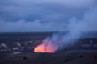 ハワイ島 キラウエア火山