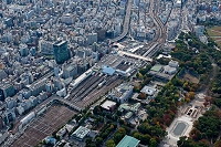 東京都 上野駅周辺