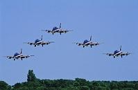 イタリア空軍曲技飛行チーム・フレッチェ・トリコローリ