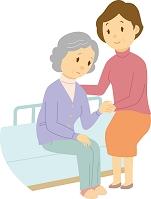 娘が母を介護する老老介護