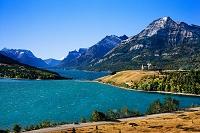 カナダ ウォータートン・レイク国立公園