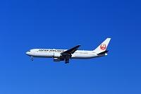 日本航空ボーイング767型機