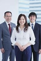 日本人ビジネスチーム