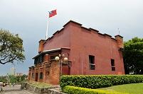 台湾 淡水紅毛城