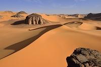 アルジェリア タッシリ・ナジェール国立公園