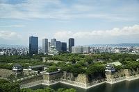 大阪府 OBPと大阪城