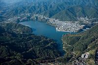 神奈川県 相模湖周辺