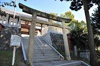 兵庫県 榊原政邦の石鳥居