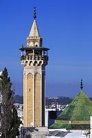 チュニジア ハムダ・パシャ・モスク