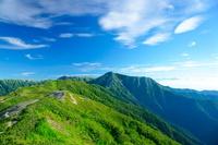 長野県 北アルプス 常念岳