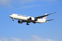ジェット旅客機 日本航空