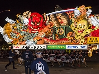 青森県青森市 青森ねぶた祭り