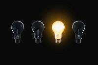 電球イメージ