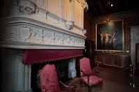 フランス シュノンソー城 ルイ14世のサロン