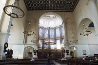 エルサルバドル 教会の内部
