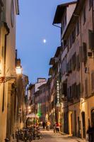 イタリア フィレンツエ 路地