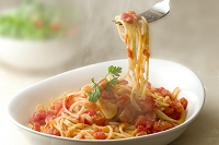 スパゲティ トマトソース