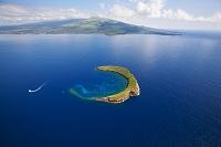 ハワイ マウイ島とモロキニ島