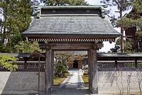 新潟県 本成寺塔頭(久成院)の彫刻