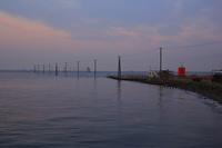 千葉県 早朝の久津間海岸