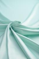 緑色のドレープ 布