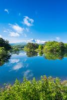 秋田県 大谷地池
