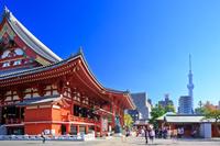 東京都 浅草寺と東京スカイツリー