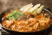 豚肉のチゲ鍋