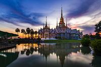 タイ コラート ワット・ノンクム