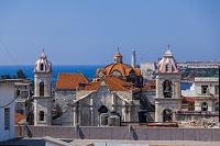 キューバ ハバナ カテドラル