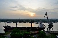 ベトナム サイゴン川