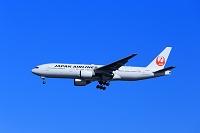 日本航空ボーイング777型機