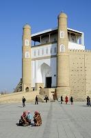 ウズベキスタン  要塞