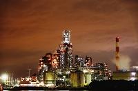 川崎市 工場の夜景