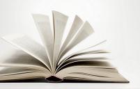 ページのめくれた本