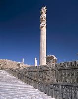 イラン シーラーズ近郊 ペルセポリス