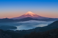 神奈川県 箱根町 富士山