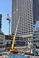 東京都 日本橋 ビル建設