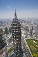 中国 上海 ジンマオタワー