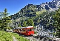 フランス モンタンヴェール鉄道