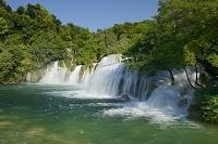 クロアチア クルカ国立公園