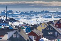 グリーンランド ディスコ湾