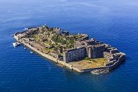 長崎県 軍艦島(端島)