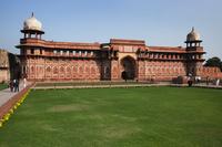 インド アーグラ城塞 ジャハーンギール殿