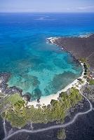 ハワイ ハワイ島 マハイウラ