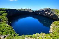 沖縄県 下地島 通り池