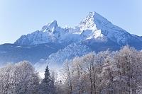 ドイツ バイエルン州 ベルヒテスガーデン ヴァッツマン山