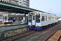佐賀県 松浦鉄道伊万里駅